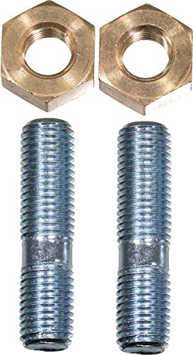 APDTY 14216 Exhaust Flange Stud & Nut (See Chart)