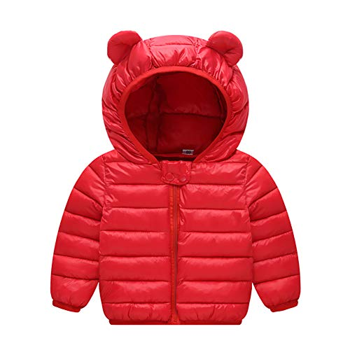Ladysen Baby Girls Winter Puffer Down Jacket Kids Cartoon for sale  Delivered anywhere in Canada