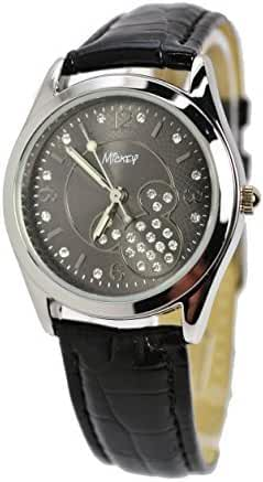 Disney Watch With Crystals Mickey Mouse. A5-2516. Analog Large Display.