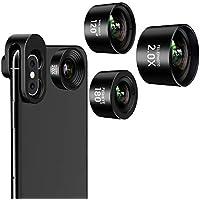 Phone Camera Lens, Jopree 4 in 1 iPhone Lens Kit, 20X...