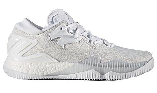 2016 Sport Blanc Chaussures Crazylight Homme Clair De basketball Gris Boost Adidas Low blanc Footwear nqTwzdqtY