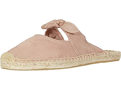 Soludos Women's Alma Espadrille Mule Blossom Pink 8.5 B US