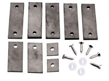 Pinecar Tungsten Incremental Plate Weights 3 oz by Pinecar