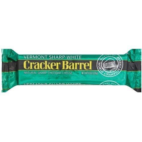 cracker-barrel-natural-vermont-sharp-white-cheddar-cheese-8-ounce-12-per-case-by-cracker-barrel