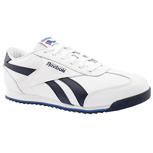 Reebok, Sneaker uomo Bianco Bianco/Navy