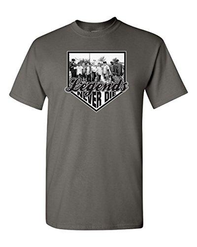 All Things Apparel Legends Never Die - The Sandlot Kids Mens T-Shirt