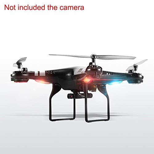 RC Helicopters - Original RC Drone Dron WiFi FPV 2.4G 4CH 6-axis Gyro RC Quadcopter Headless Mode Drones RTF 3D Eversion Drone Flying Helicopter - by TINIX - 1 PCs -