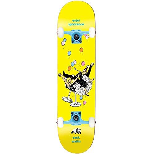 "Enjoi Skateboard Complete Suburban Outfitters Wallin 8.0"" Tensor Assembled"