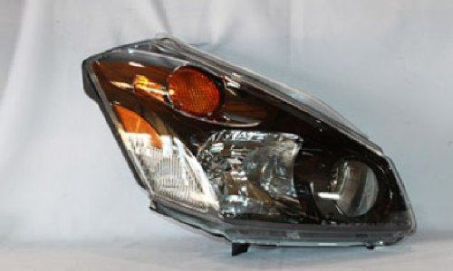 Nissan Quest Replacement Headlight Assembly - Passenger Side