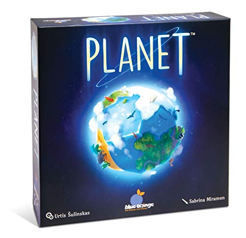 Planet Board Game (Best Little Big Planet Game)