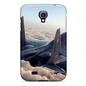 Awesome Case Cover/galaxy S4 Defender Case Cover(aircraft Military) by lolosakes