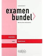 Examenbundel vwo Nederlands 2020/2021