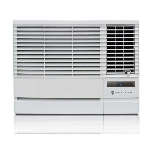 (Friedrich Chill Series EP12G33B Window Air Conditioner with Electric Heater, 12,000 BTU, 230v)