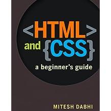 HTML & CSS: A Beginner's Guide