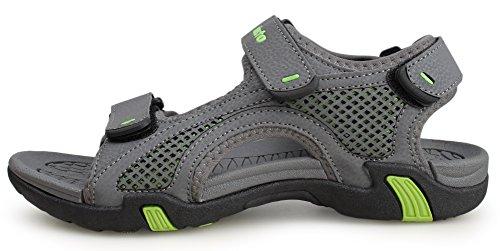 27f3275e87fe87 Jual Kunsto Men s Synthetic Leather Open-Toe Sandal - Sandals ...