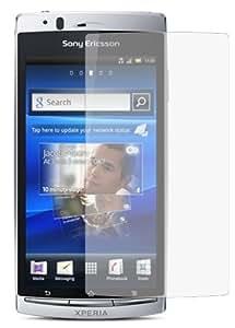 6 x Protectores de Pantalla para Sony Ericsson Xperia arc S - Láminas de protección / Clear Screen Protectors