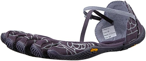 Vibram Women's VI-S Fitness and Yoga Shoe Nightshade/Violet