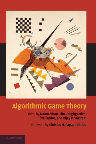 Pdf Math Algorithmic Game Theory