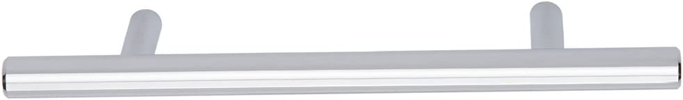 9,52 mm de di/ámetro tipo europeo Paquete de 10 Basics 28,42 cm de longitud Bronce antiguo centro del orificio de 22,4 cm Tirador de armario en forma de barra