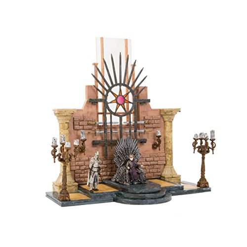 McFarlane Toys Game of Thrones Iron Throne Room Construction Set from McFarlane