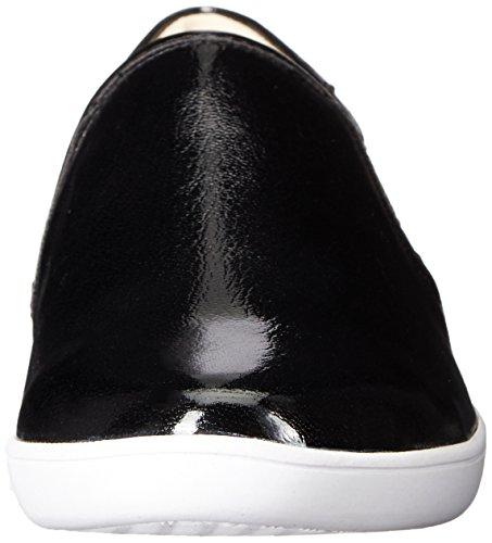Nine West Lildevil sintético zapatilla de deporte de moda Black/black
