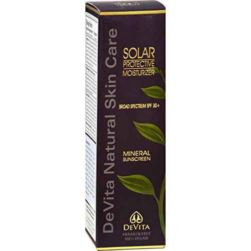 Devita Natural Skin Care Solar Protective Moisturizer Spf 30 - 1