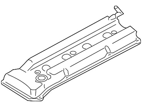 Genuine Nissan 13264-3Z001 Valve Cover Assembly