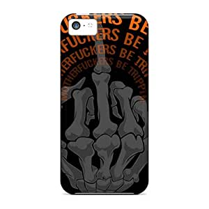 SherriFakhry Iphone 5c Durable Cell-phone Hard Cover Allow Personal Design Colorful Avenged Sevenfold Image [Czh110Fjnz]