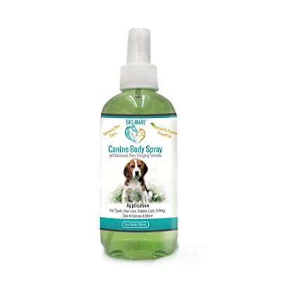 BigMare Canine Body Spray for Dogs from BigMare