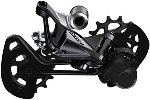 SHIMANO Cambio XTR 12V Shadow+SGS Direct 2X Ciclismo, Adultos Unisex, Multicolor(Multicolor), 10-45 t