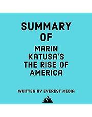 Summary of Marin Katusa's The Rise of America