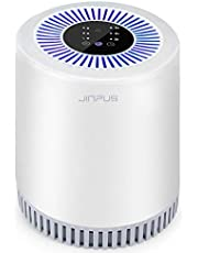 Air Purifier for Bedroom,Home Air Purifiers with HEPA Filter,Air Cleaner for Allergies Pets Smokers Mold Pollen,908