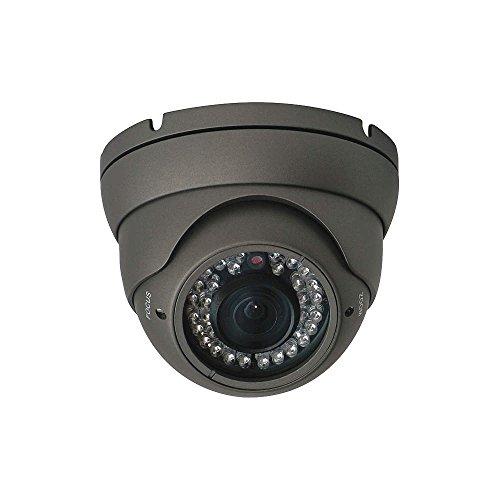 SPECO VLEDT1HG Color2.8-12 mm Turret Camera Grey (Speco Cctv Cameras)
