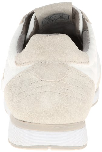 ALLROUNDER Suede Java Off White Sneaker MEPHISTO Canvas by Womens Washed rqw0FrH