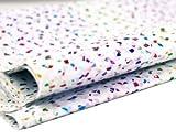 BonBon Paper Premium Tissue Paper Unicorn Rainbow Glitter
