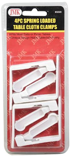 IIT 03220 Table Cloth Clamps, 4-Piece