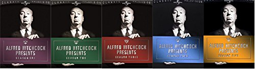 Alfred Hitchcock Presents Seasons 1-5 (Alfred Hitchcock Presents Lamb To The Slaughter)