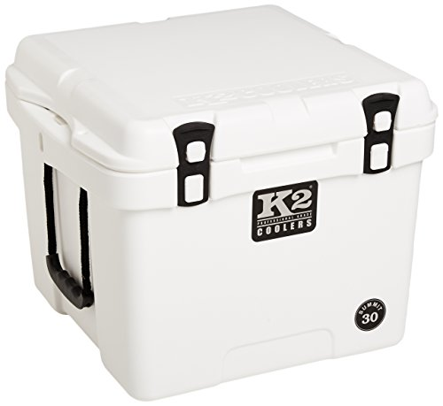 K2 Coolers Summit 30 Cooler, White