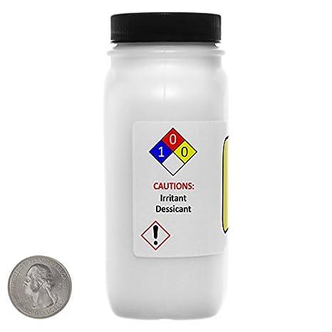 Sulfato de magnesio anhidro [mgso4] 99% polvo de ACS Grado 1 Lb ahorro de espacio en dos botellas EE. UU.: Amazon.es: Amazon.es