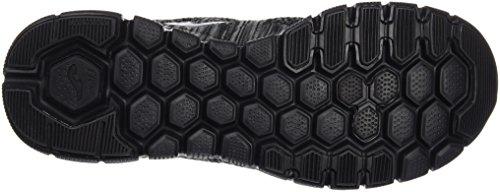 Joma C.alaska Men 601 Negro - Zapatos polideportivas al aire libre Unisex adulto NEGRO