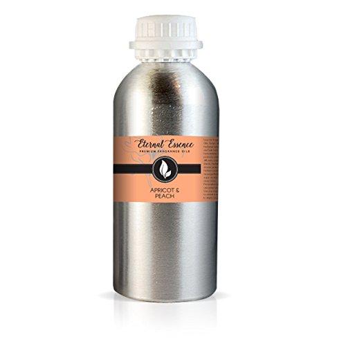 Apricot & Peach Premium Grade Fragrance Oil - Scented Oil - 16oz. Peach Apricot Essence