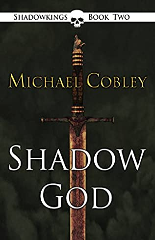 book cover of ShadowGod