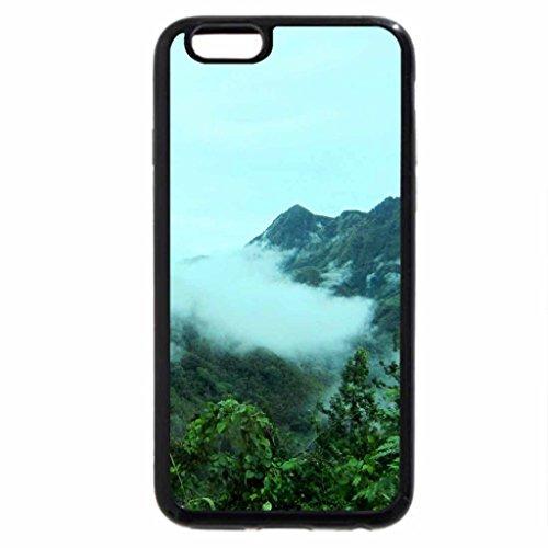 iPhone 6S / iPhone 6 Case (Black) Sea of clouds