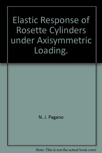 Elastic Response of Rosette Cylinders under Axisymmetric Loading.