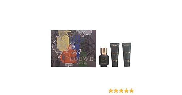 Loewe, Set de fragancias para hombres - 150 ml.: Amazon.es: Belleza