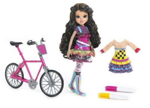 Moxie Girlz Art (Moxie Girlz Art-titude Dollpack Sophina)