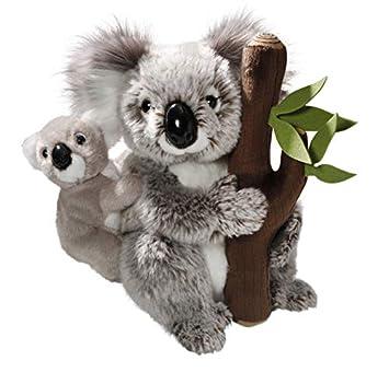 Carl Dick Peluche - Oso de Koala con el bebé (Felpa, 25cm) [