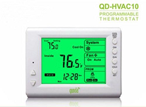 5/1/1 Program Digital Thermostat - 6