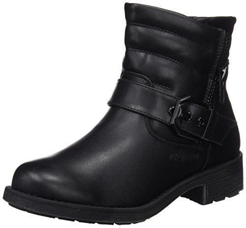 Boots Women's 2145 Beppi Biker Black Casual Boot URRWPX