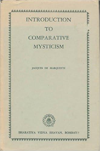 Amazon.com: Introduction to comparative mysticism: Jacques ...